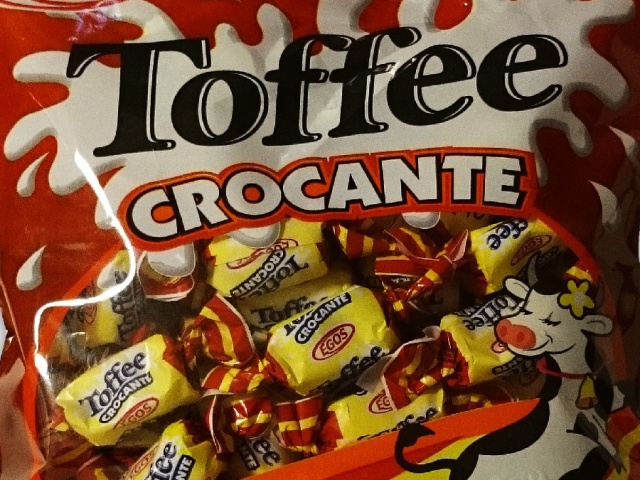 Toffee Croquante